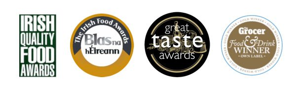 Award winning pork products